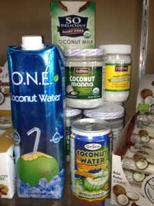 Coconut water is a great way for dry eye patients to hydrate naturally.